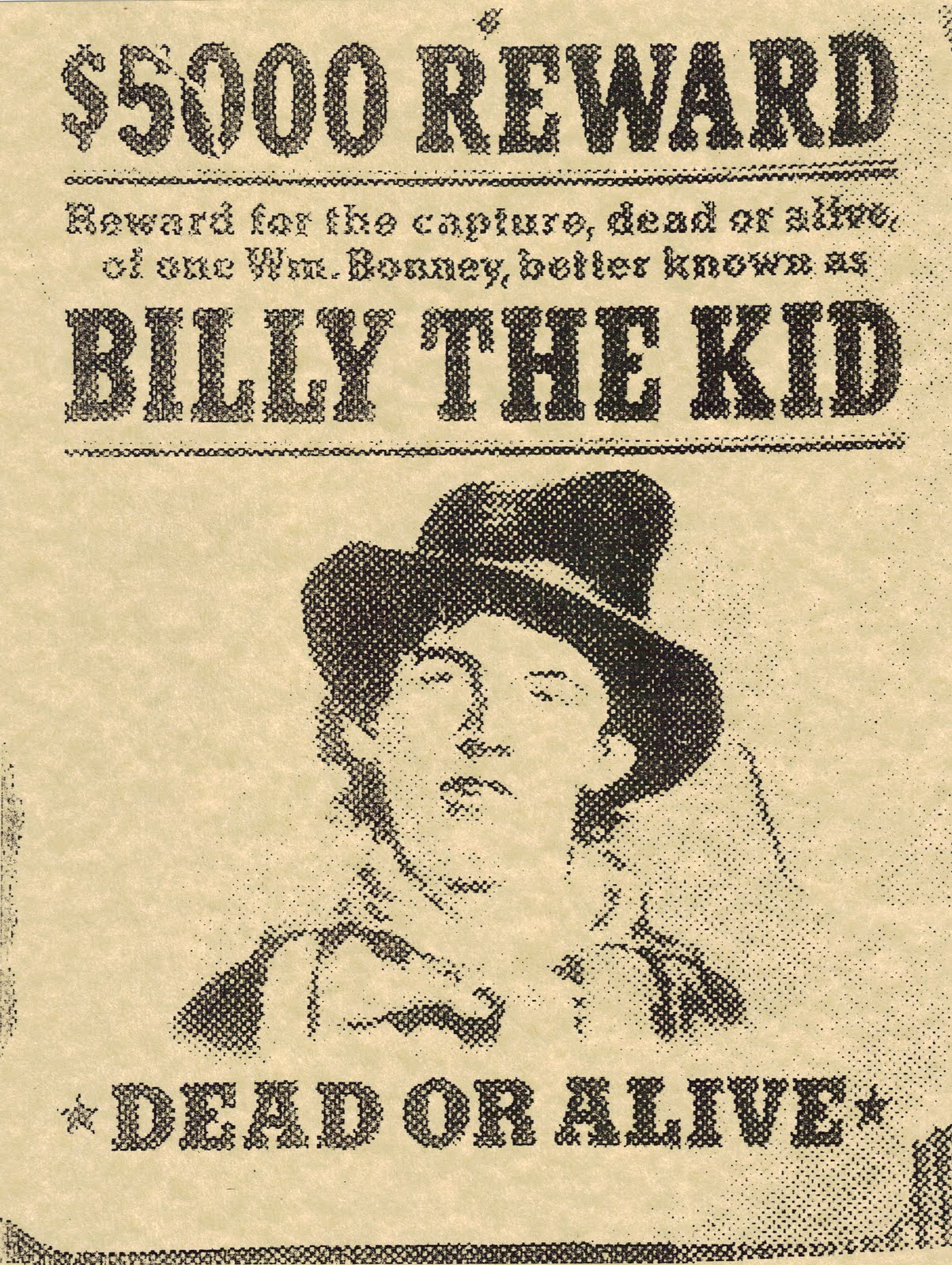 Billykidwanted