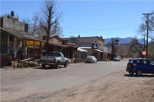 Cerrillos Main St
