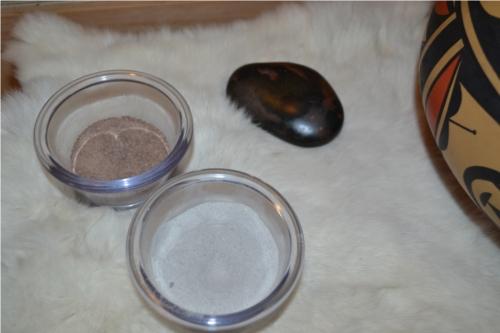 Clay dirt-Volcanic Ash-Polishing-stone