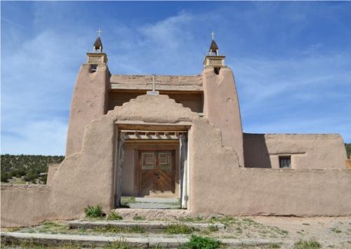 Las Trampas Church2