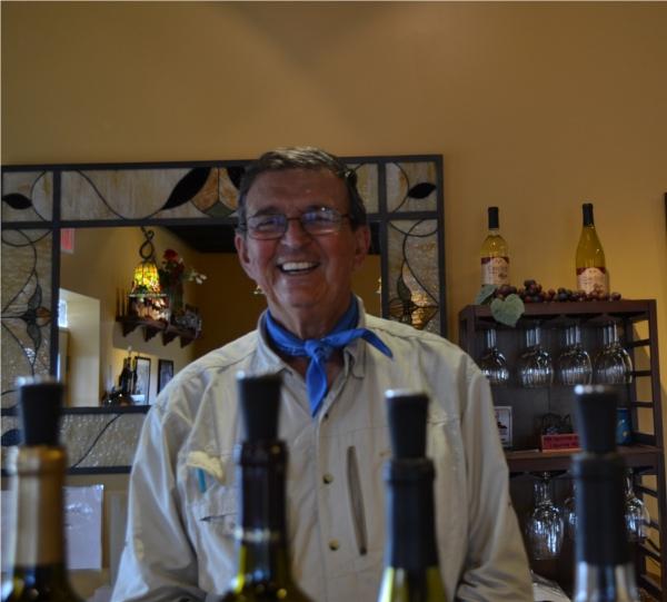 Raymond Vigil Casa Abril Winery