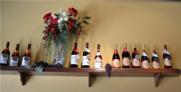 Years of Wine Awards