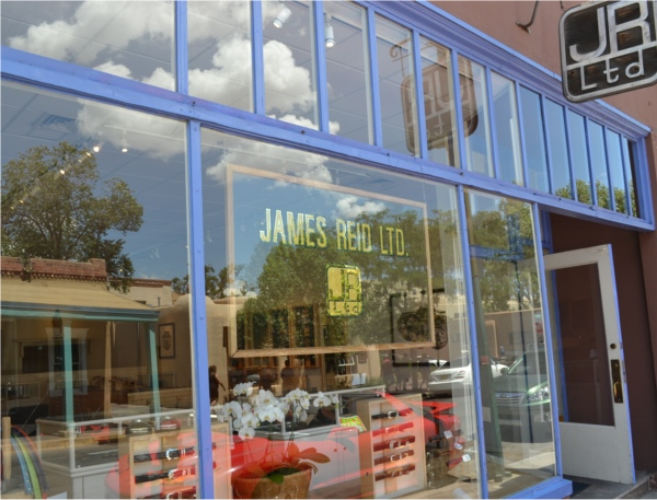Storefront JamesReid