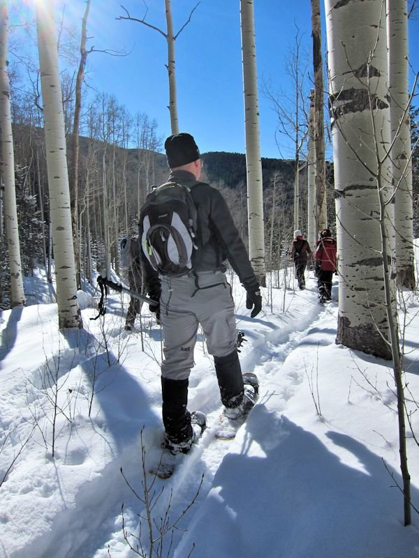 Outspire Snowshoeing