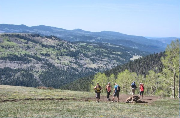 Pecos Wilderness - Outspire Hiking & Snowshoeing.
