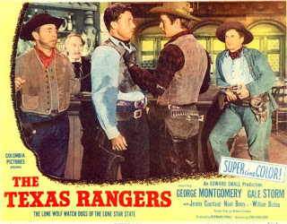 The Texas Rangers movie