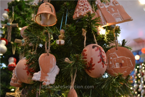 suetucker southwest christmas ornaments