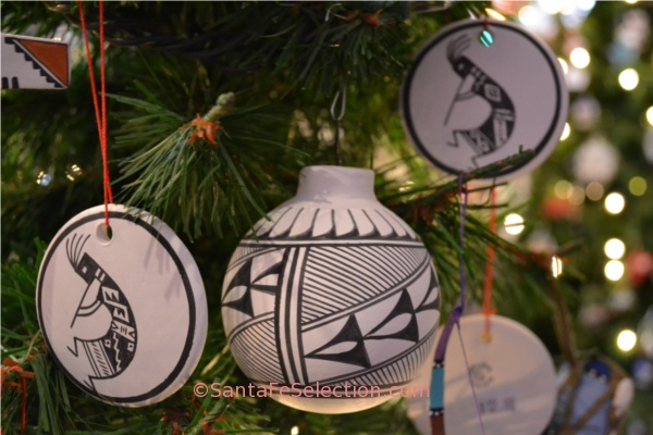 kokopelli christmas ornaments