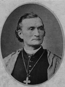Bishop Jean Baptiste Lamy. circa 1814.