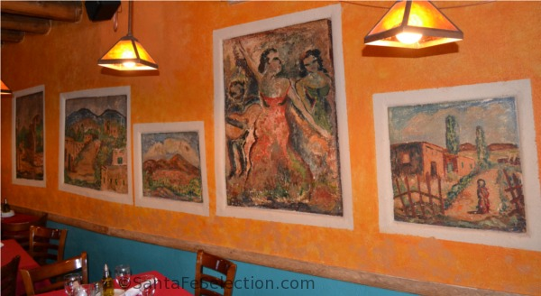Alfred Gwynne Murang Murals