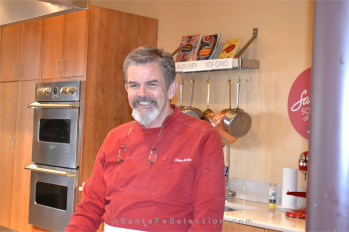 Our host Chef Allen Smith