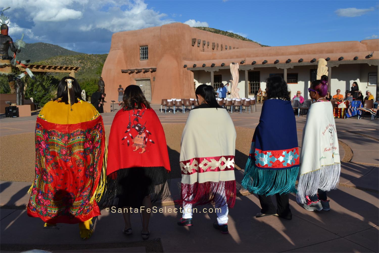 Apache Round Dancers