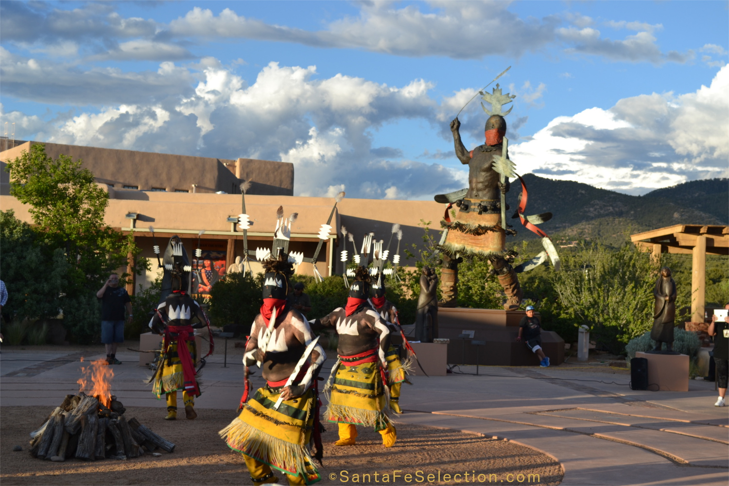 Mountain Spirit Dance -