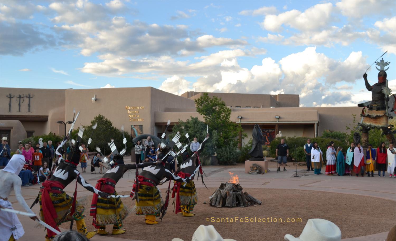 Mountain Spirit Dancers.