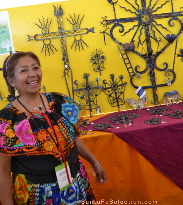 The Faces Of Folk Art Santa Fe Folk Art Market Santa