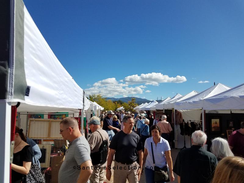 santa-fe-artists-market