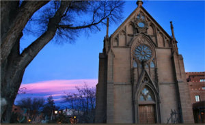 loretto chapel pic1