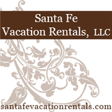 santa fe vacation rentals logo