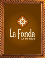 la fonda on the plaza logo