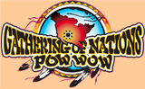 gathering of nations pow wow logo
