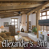 alexanders inn vacation rentals logo