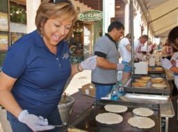 pancakes on the plaza pic1