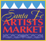 santa fe artists market logo