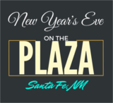 santa fe new years eve celebration logo