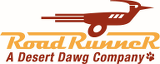 roadrunner shuttle and charter logo