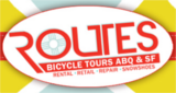 routes bike tours logo