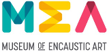 museum of encaustic art logo