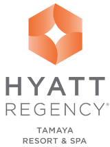 hyatt regency tamaya resort and spa logo