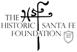 historic santa fe foundation el zaguan logo