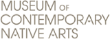 museum of contemporary native arts logo